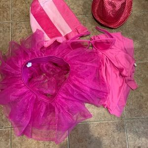 Pink Costume Set - Adult size small